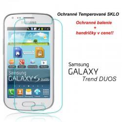 Samsung Galaxy Trend / S duos - Ochranné sklo