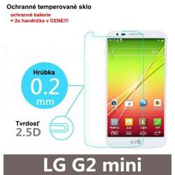 LG G2 Mini - Ochranné temperované Sklo