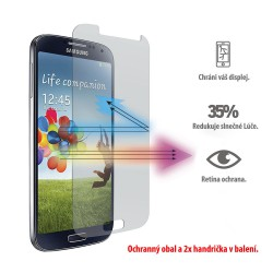 Samsung Galaxy S4 - Ochranné Sklo