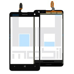 Nokia Lumia 625 - Dotyková plocha