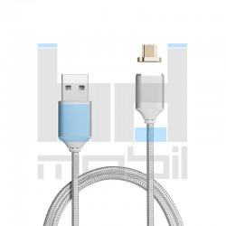 Mgnetický micro USB kábel