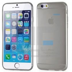 Apple iPhone 6/6S - Tenké silikónové púzdro (gray)