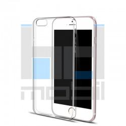 Apple iPhone 7-Tenké silikónové púzdro (priehľadné)