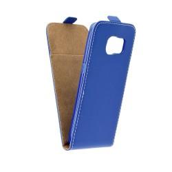 Samsung Galaxy S7 EDGE -Kabura Slim Flexi Kožené púzdro