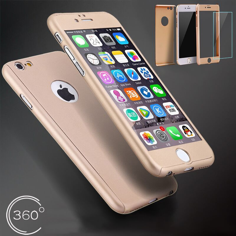 Púzdro Full Body Case 360 iPhone 7 f250f1a255a