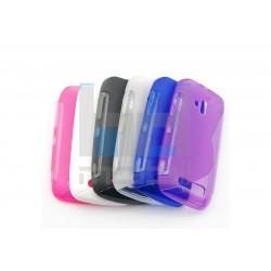 Nokia Lumia 610 - Farebné Silikónové Púzdra