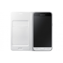 Samsung Wallet Pouzdro White pro Galaxy J3 2016 EF-WJ320PWE