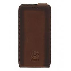 Samsung Galaxy A3 - Bugatti vintage brown púzdro