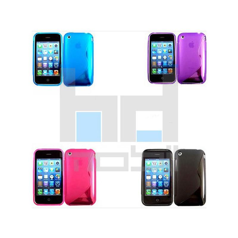 Apple iPhone 3G   3GS - Silikónové Púzdro ... 58b9dcda7a9