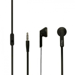 HTC HS S260 Stereo HF 3,5mm Black (Bulk)