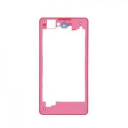 Sony D5503 Xperia Z1compact Pink Zadní Kryt
