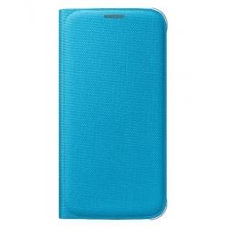 EF-WG920BLE Samsung Wallet Pouzdro Blue pro G920 Galaxy S6 (EU Blister)