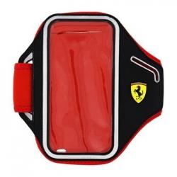 FESCABP6BK Ferrari Neoprene Armband Black pro iPhone 6/6s