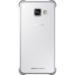 EF-QA310CSE Samsung Clear Cover Silver pro Galaxy A3 2016 (EU Blister)