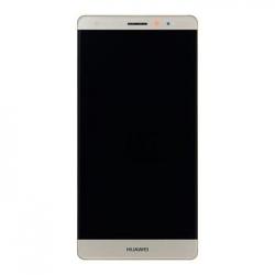 Huawei Mate S LCD Display + Dotyková Deska + Přední Kryt Gold
