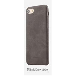 USAMS Bob Zadní Kryt Dark Grey pro iPhone 7