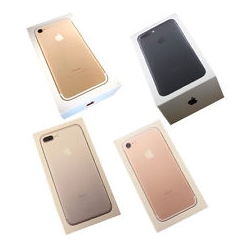 Apple iPhone 7 Plus 256GB Gold Prázdný Box
