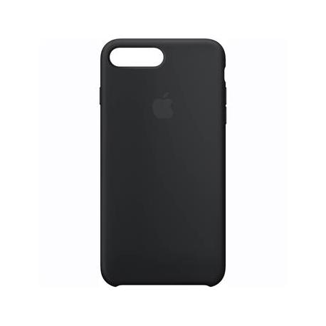 MMQR2ZM A Apple Silikonový Kryt Black pro iPhone 7 Plus (EU Blister) f578bfb6ead