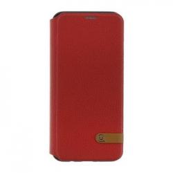 USAMS Duke Book Pouzdro Red pro Samsung G955 Galaxy S8 Plus