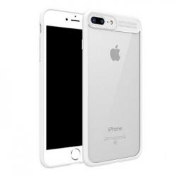 USAMS Mant Zadní Kryt White pro iPhone 7 Plus
