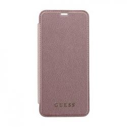 GUFLBKS8LIGLTRG Guess IriDescent Book Pouzdro Pink pro Samsung Galaxy S8 Plus