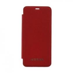 GUFLBKS8IGLTRE Guess IriDescent Book Pouzdro Red pro Samsung Galaxy S8