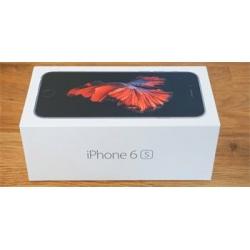 Apple iPhone 6S 32GB Silver Prázdný Box