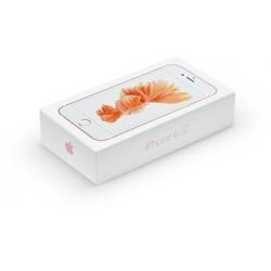 Apple iPhone 6S 16GB Rose Gold Prázdný Box