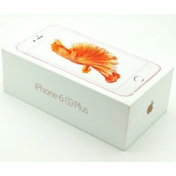 Apple iPhone 6S Plus 16GB Rose Gold Prázdný Box
