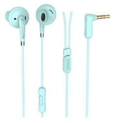 USAMS EP-14 In-Ear Stereo Headset 3,5mm Cyan