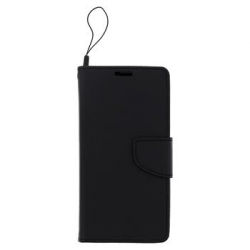 Fancy Diary Book Pouzdro Black pro Samsung G390 Galaxy Xcover 4