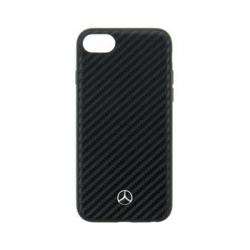 MEHCP7SRCFBK Mercedes Hard Case Dynamic Black pro iPhone 7