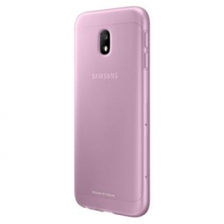 EF-AJ330TPE Samsung Jelly Cover Pink pro Galaxy J3 2017 (EU Blister)