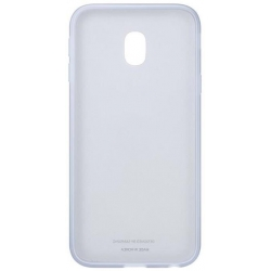 EF-AJ330TLE Samsung Jelly Cover Blue pro Galaxy J3 2017 (EU Blister)