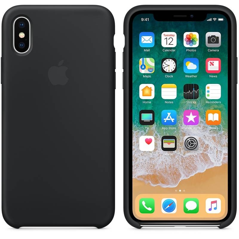 Apple iPhone X - Silicone case b5175ba9cfd