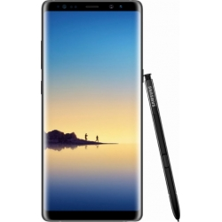 Samsung Galaxy Note 8 N950F 64GB Single SIM Midnight Black
