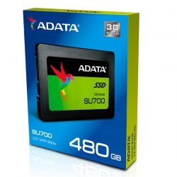 "Adata SU700 series, 2.5"" SSD, 480GB"