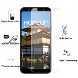 Samsung Galaxy A6 - Tvrdené sklo  Bestglass
