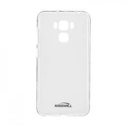 Kisswill TPU Pouzdro Transparent pro iPhone X/XS