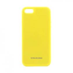 Molan Cano Jelly TPU Pouzdro pro iPhone X/XS Yellow