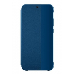 Huawei Original S-View Pouzdro Blue pro Huawei P20 Lite (EU Blister)